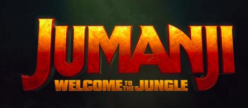 'Jumanji: Welcome to the Jungle' - Sony Pictures Entertainment via YouTube