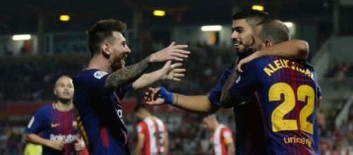 Lionel Messi e Suarez vão ter novos companheiros