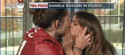Luca Onestini e Ivana Mrazova tra dediche e apprezzamenti social