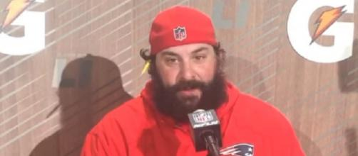 Matt Patricia has been with the Patriots since 2004. - [Image Credit: MassLive / YouTube screencap]