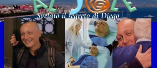Svelato il motivo del ritorno di Diego Giordano un posto al sole, news