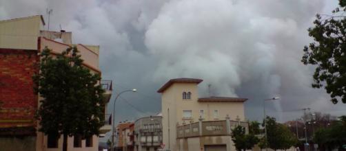 Tarragona se enfrenta a fuertes vientos