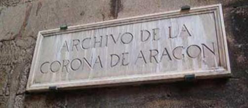 urgente del archivo de la Corona de Aragón a Zaragoza - sosvox.org