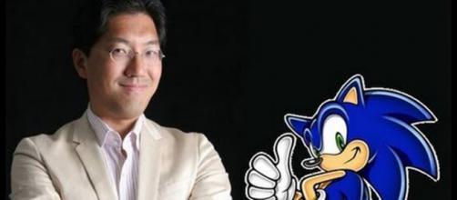 Yuji Naka, co-creator of Sonic, heads to Square Enix. [ Image Credit: Youtube screenshot/G4Icons ]