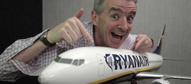 Diez perlas del jefe de Ryanair, Michael O'Leary - teinteresa.es