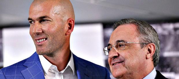 Florentino Perez va continuer son aventure avec Zidane ?