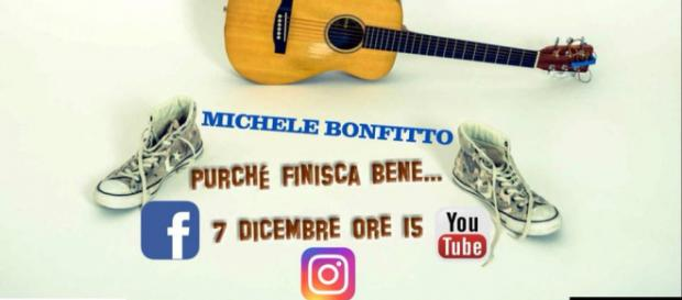'Purchè finisca bene', il primo singolo di Michele Bonfitto