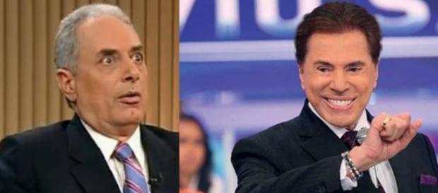 Silvio Santos pensa em contratar Waack
