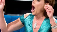 LuAnn de Lesseps feels 'sl**-shamed' after being caught in bed with mystery man