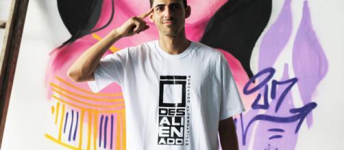 Acreditar que é possível fazer um mundo melhor: esse é o lema do jovem Vinícius