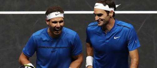 Best Tweets: 'Roger Federer and Rafael Nadal playing doubles ... - eurosport.co.uk