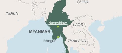 Comunicadores Sociales permanecen detenidos en Myanmar.