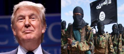 Donald Trump, Islamic State, via Twitter