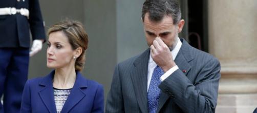 Felipe VI y Letizia en imagen d