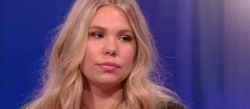 Kailyn Lowry is seen on a 'Teen Mom 2' special. [Photo via MTV/YouTube]