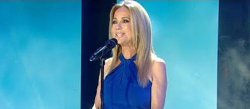 Kathie Lee Gifford got some touching words of gratitude from good friend Hugh Jackman, Image cap Entertainment TV/YouTube