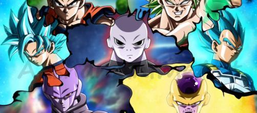 los guerreros mas poderosos del torneo del poder
