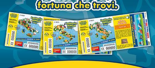 Lotteria Italia, estrazione il 6 gennaio 2018