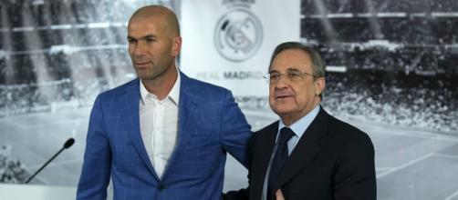 Mercato : Zidane dit non à Pérez pour un potentiel Galactique !