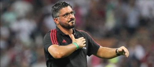 Milan, Gattuso: 'Siamo la squadra che corre meno in Serie A'