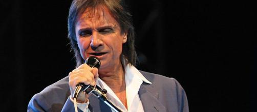 O cantor deixou todos preocupados. (Foto Reprodução).