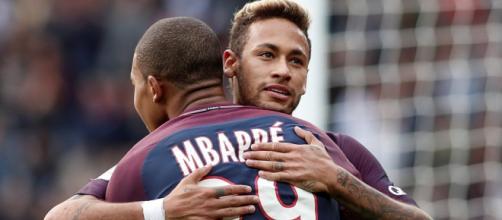 "PSG-Mbappé: ""Neymar peut tellement m'aider à grandir"" - Football ... - sports.fr"