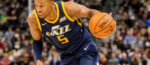 Rodney Hood, jugador de baloncesto estadounidense perteneciente a los Utah Jazz de la NBA.