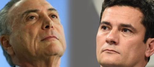 Sérgio Moro critica governo com forte declaração