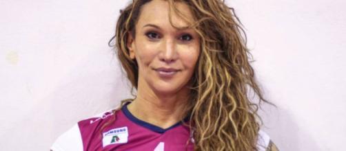 Tifanny Abreu é a primeira mulher trans a jogar na Superliga feminina brasileira de vôlei.