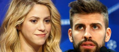 Tremendo enfado de Shakira y Piqué delante de sus hijos en un ... - radioset.es