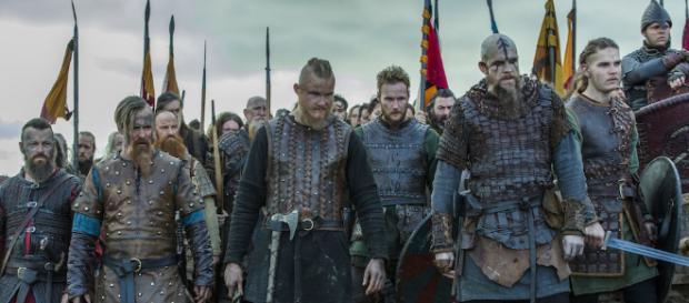 Batalhas sangrentas marcarão quinta temporada de Vikings