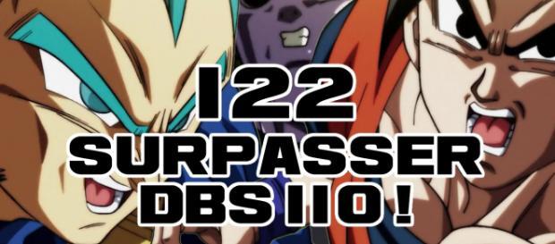 DBS 122 : Surpasser DBS 110..!