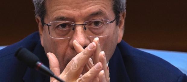 Der momentane Premier Paolo Gentiloni
