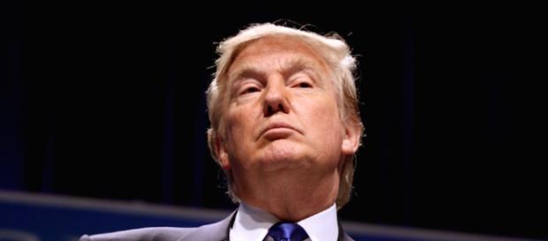 El presidente de Estados Unidos Donald Trump