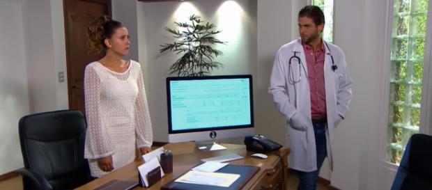 Fernanda tem conversa delicada com Carlos