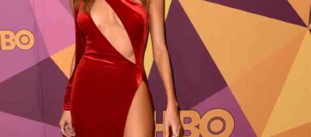 Nicht alle Frauen trugen schwarze Kleider bei den Golden Globes #TimesUp