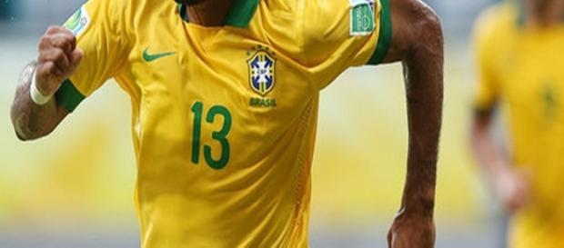 O zagueiro tem potencial para seleção brasileira.