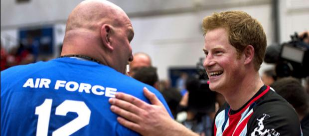 Prince Harry of Wales during the Warrior Games May 11, 2013 (Image credit – Tyler Main, Wikimedia Commons)