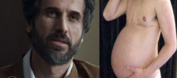 Samuel casa com saradão, fica 'grávido' e cena com calcinha gera polêmica