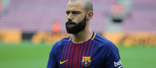 CON LA MIRA EN EL MUNDIAL: Mascherano quiere irse del Barça en ... - com.ec