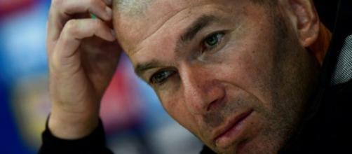Coup dur pour Zinedine Zidane!