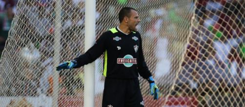 Diego Cavallieri foi um dos dispensados