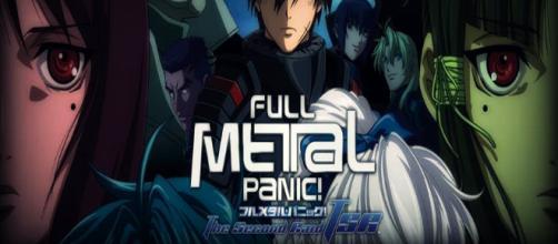 'Full Metal Panic': El segundo ataque