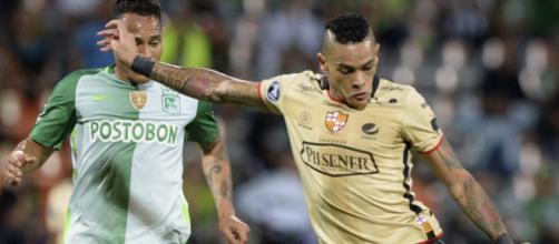 Jogador marcou seis gols na Libertadores