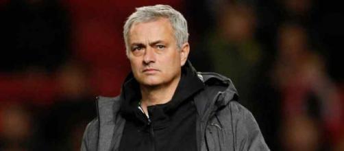 José Mourinho ainda não desistiu da temporada. (Foto Reprodução).