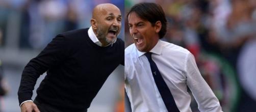 Lazio-Inter prossima sfida di campionato