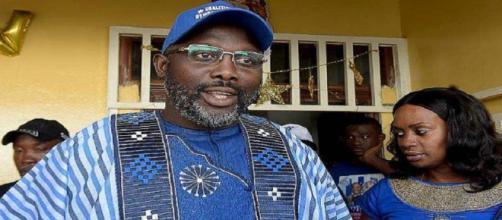 Liberia : George Weah remporte l'élection présidentielle
