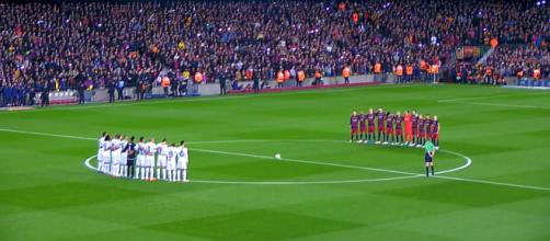 Real Madrid vs Barcelona. Dos grandes