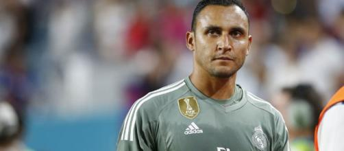REVEALED: This English Top Side Is Trying To Steal Keylor Navas - tribuna.com