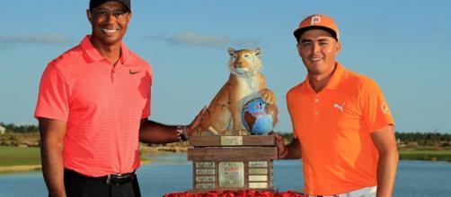 Rickie Fowler se une con 61 para ganar en el regreso de Tiger Woods ... - torontosun.com